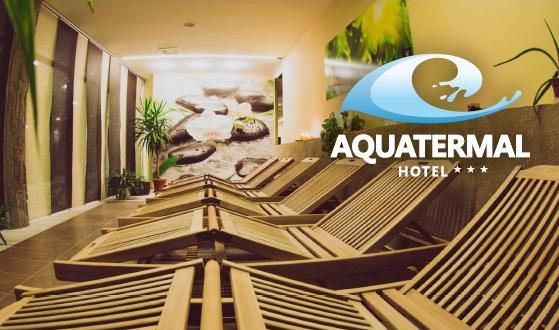 Wellness víkend Aquathermal Strehová
