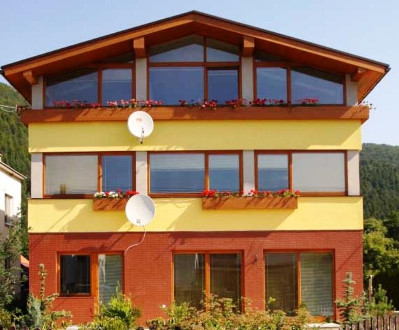 Apartmány Vila Orchidea, Rajecké Teplice