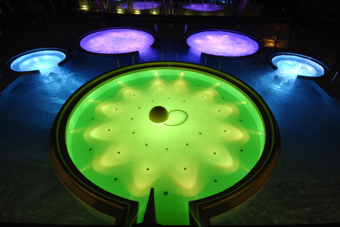 Bazény Blue Sapphire Aquacity Poprad