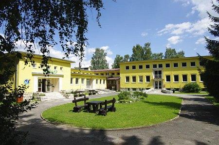 Lučivná – největší a nemodernější dětské lázně na Slovensku