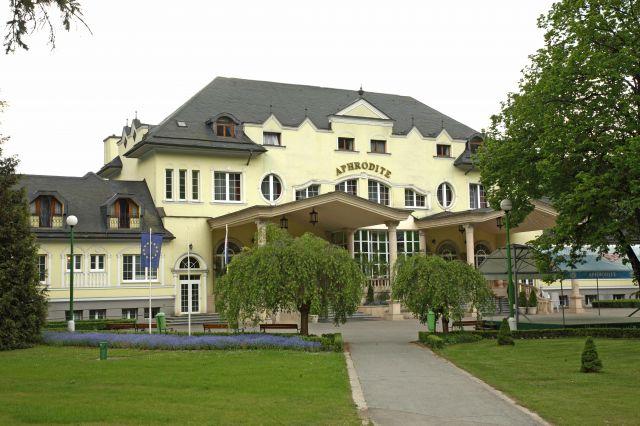 Hotel Aphrodite, Rajecké Teplice